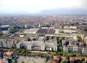Campus principal du Politecnico di Torino